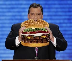 Chris-Christie-Food
